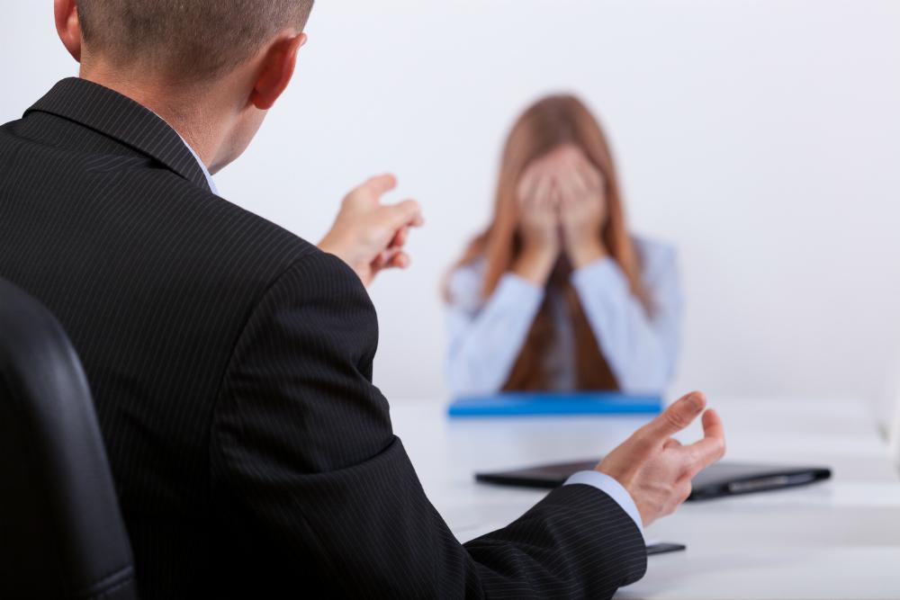 Assédio Moral no Ambiente de Trabalho
